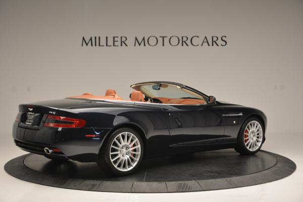 Used 2009 Aston Martin DB9 Volante for sale Sold at Bentley Greenwich in Greenwich CT 06830 8