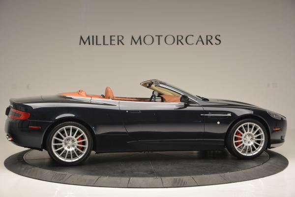 Used 2009 Aston Martin DB9 Volante for sale Sold at Bentley Greenwich in Greenwich CT 06830 9