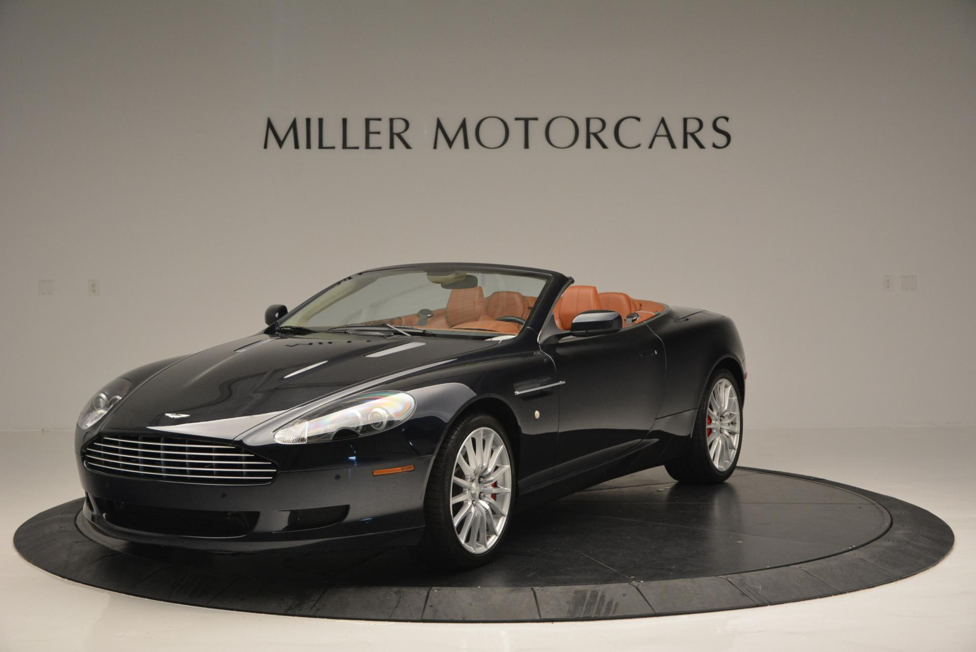 Used 2009 Aston Martin DB9 Volante for sale Sold at Bentley Greenwich in Greenwich CT 06830 1