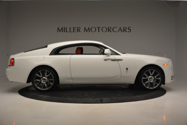 New 2017 Rolls-Royce Wraith for sale Sold at Bentley Greenwich in Greenwich CT 06830 11