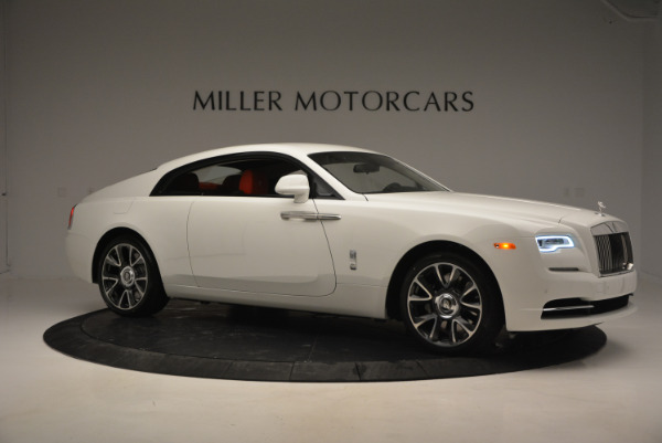 New 2017 Rolls-Royce Wraith for sale Sold at Bentley Greenwich in Greenwich CT 06830 12