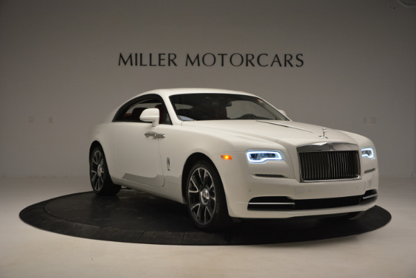 New 2017 Rolls-Royce Wraith for sale Sold at Bentley Greenwich in Greenwich CT 06830 13