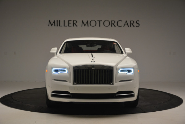 New 2017 Rolls-Royce Wraith for sale Sold at Bentley Greenwich in Greenwich CT 06830 14