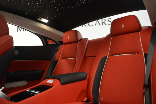 New 2017 Rolls-Royce Wraith for sale Sold at Bentley Greenwich in Greenwich CT 06830 22