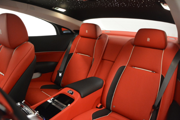 New 2017 Rolls-Royce Wraith for sale Sold at Bentley Greenwich in Greenwich CT 06830 23
