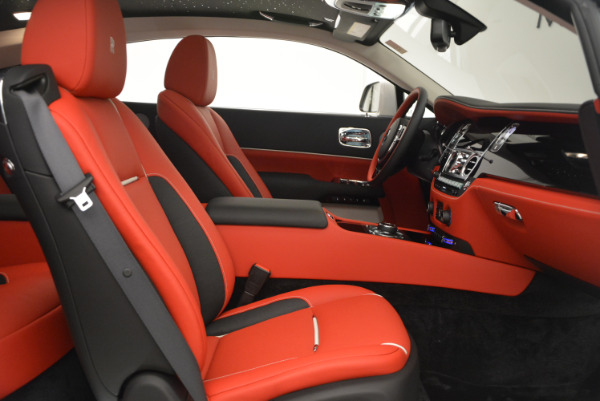 New 2017 Rolls-Royce Wraith for sale Sold at Bentley Greenwich in Greenwich CT 06830 25