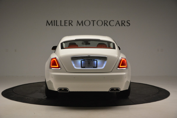 New 2017 Rolls-Royce Wraith for sale Sold at Bentley Greenwich in Greenwich CT 06830 8