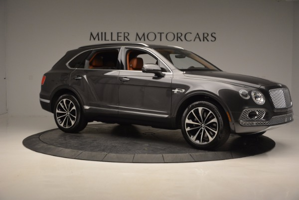 Used 2017 Bentley Bentayga W12 for sale Call for price at Bentley Greenwich in Greenwich CT 06830 10