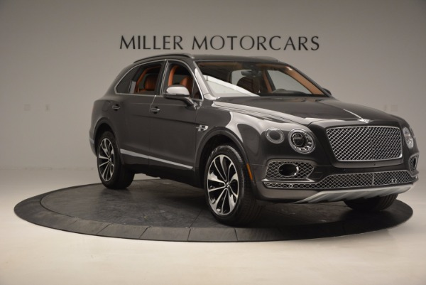 Used 2017 Bentley Bentayga W12 for sale Call for price at Bentley Greenwich in Greenwich CT 06830 11
