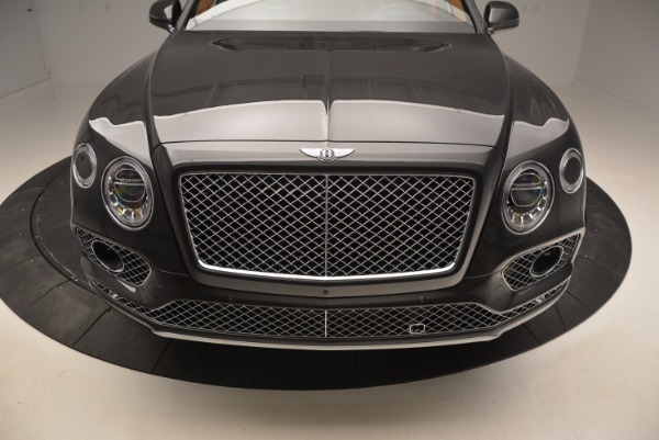 Used 2017 Bentley Bentayga W12 for sale Call for price at Bentley Greenwich in Greenwich CT 06830 13