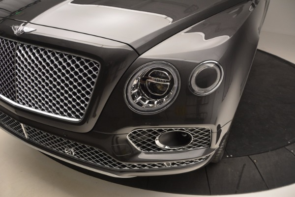Used 2017 Bentley Bentayga W12 for sale Call for price at Bentley Greenwich in Greenwich CT 06830 14