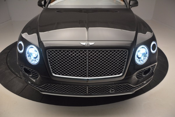 New 2017 Bentley Bentayga for sale Sold at Bentley Greenwich in Greenwich CT 06830 19