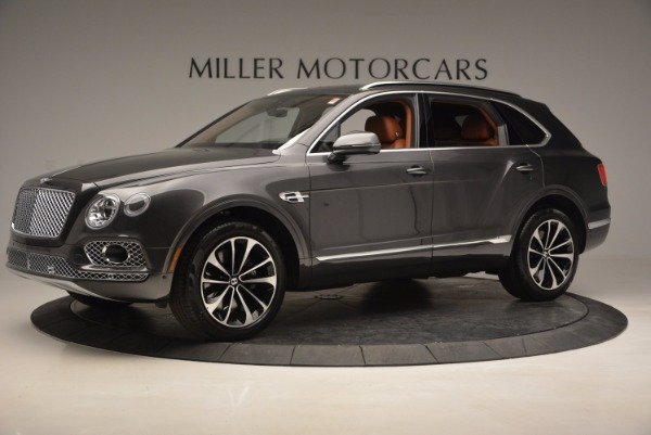 Used 2017 Bentley Bentayga W12 for sale Call for price at Bentley Greenwich in Greenwich CT 06830 2