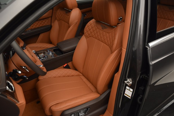 Used 2017 Bentley Bentayga W12 for sale Call for price at Bentley Greenwich in Greenwich CT 06830 24