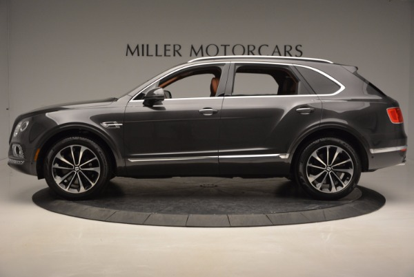Used 2017 Bentley Bentayga W12 for sale Call for price at Bentley Greenwich in Greenwich CT 06830 3