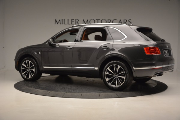 Used 2017 Bentley Bentayga W12 for sale Call for price at Bentley Greenwich in Greenwich CT 06830 4