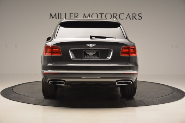 Used 2017 Bentley Bentayga W12 for sale Call for price at Bentley Greenwich in Greenwich CT 06830 6