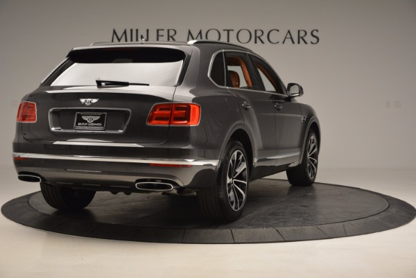 Used 2017 Bentley Bentayga W12 for sale Call for price at Bentley Greenwich in Greenwich CT 06830 7