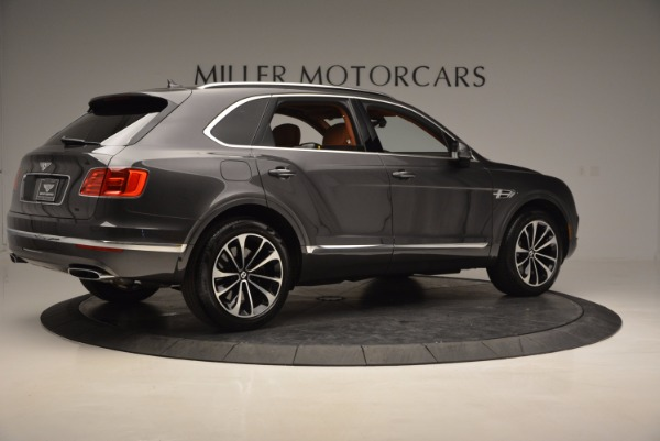 Used 2017 Bentley Bentayga W12 for sale Call for price at Bentley Greenwich in Greenwich CT 06830 8