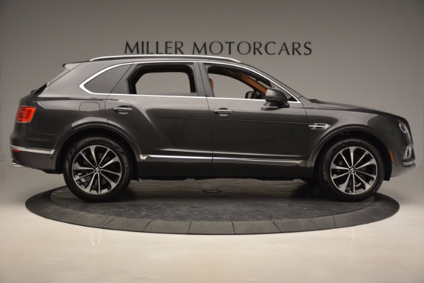 Used 2017 Bentley Bentayga W12 for sale Call for price at Bentley Greenwich in Greenwich CT 06830 9