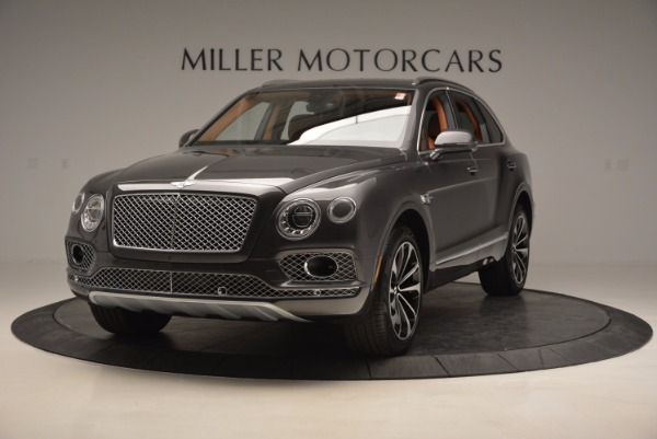 Used 2017 Bentley Bentayga W12 for sale Call for price at Bentley Greenwich in Greenwich CT 06830 1
