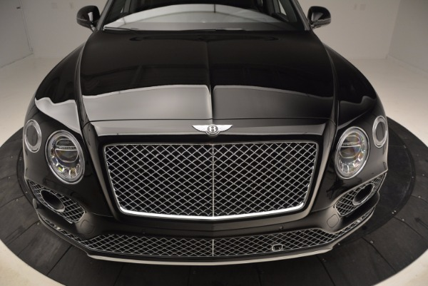 Used 2017 Bentley Bentayga for sale Sold at Bentley Greenwich in Greenwich CT 06830 13
