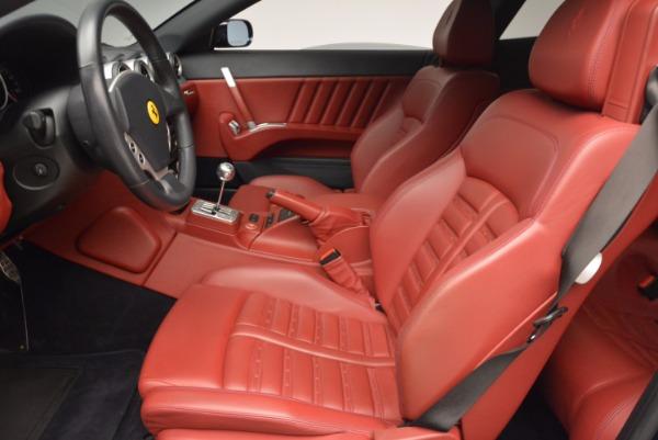 Used 2005 Ferrari 612 Scaglietti 6-Speed Manual for sale Sold at Bentley Greenwich in Greenwich CT 06830 14