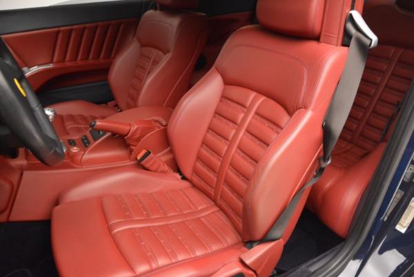 Used 2005 Ferrari 612 Scaglietti 6-Speed Manual for sale Sold at Bentley Greenwich in Greenwich CT 06830 15
