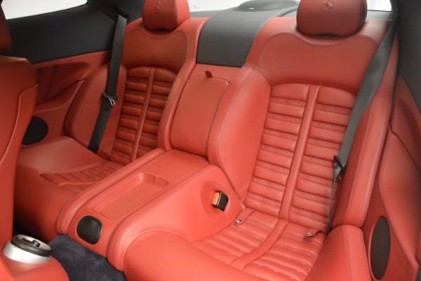 Used 2005 Ferrari 612 Scaglietti 6-Speed Manual for sale Sold at Bentley Greenwich in Greenwich CT 06830 17