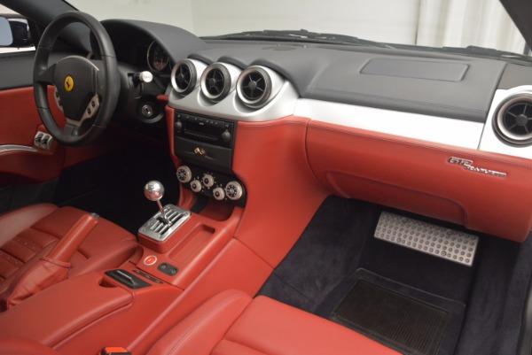 Used 2005 Ferrari 612 Scaglietti 6-Speed Manual for sale Sold at Bentley Greenwich in Greenwich CT 06830 18