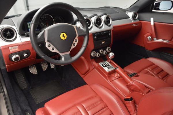 Used 2005 Ferrari 612 Scaglietti 6-Speed Manual for sale Sold at Bentley Greenwich in Greenwich CT 06830 2