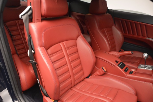Used 2005 Ferrari 612 Scaglietti 6-Speed Manual for sale Sold at Bentley Greenwich in Greenwich CT 06830 20