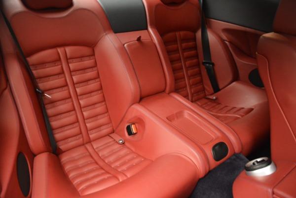 Used 2005 Ferrari 612 Scaglietti 6-Speed Manual for sale Sold at Bentley Greenwich in Greenwich CT 06830 21