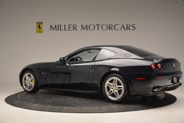 Used 2005 Ferrari 612 Scaglietti 6-Speed Manual for sale Sold at Bentley Greenwich in Greenwich CT 06830 5