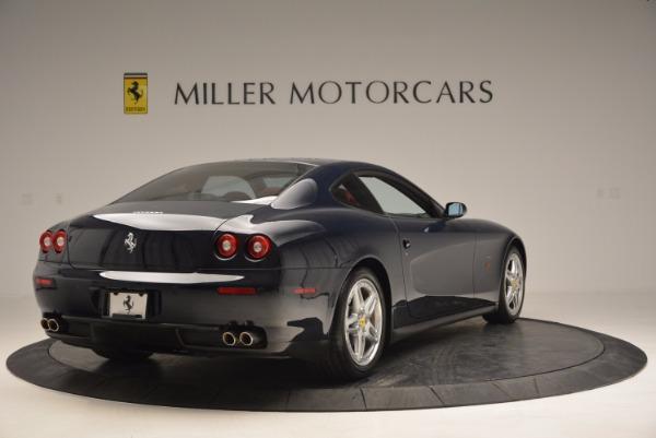 Used 2005 Ferrari 612 Scaglietti 6-Speed Manual for sale Sold at Bentley Greenwich in Greenwich CT 06830 8