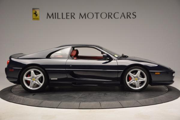 Used 1999 Ferrari 355 Berlinetta for sale Sold at Bentley Greenwich in Greenwich CT 06830 10