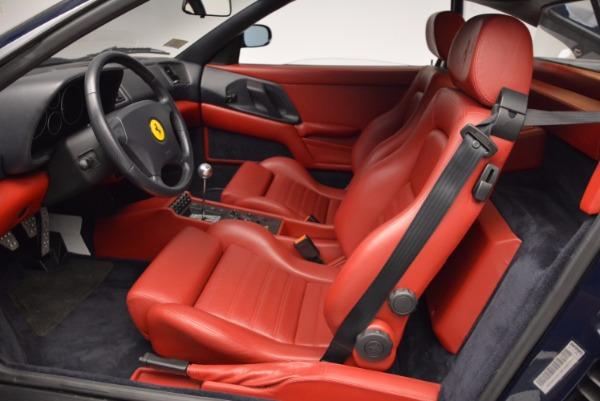 Used 1999 Ferrari 355 Berlinetta for sale Sold at Bentley Greenwich in Greenwich CT 06830 15