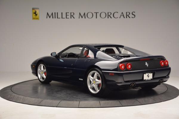 Used 1999 Ferrari 355 Berlinetta for sale Sold at Bentley Greenwich in Greenwich CT 06830 6
