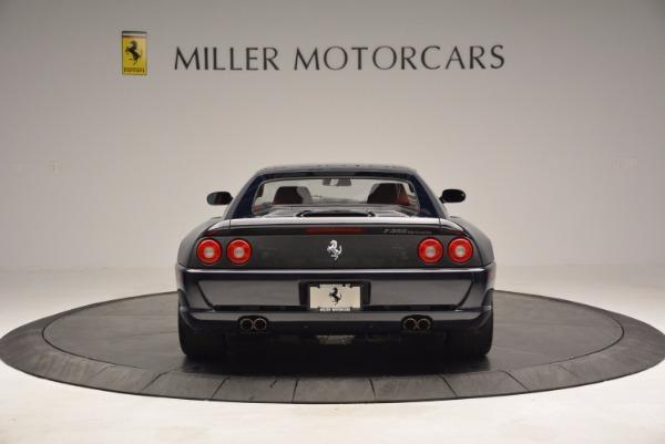 Used 1999 Ferrari 355 Berlinetta for sale Sold at Bentley Greenwich in Greenwich CT 06830 7