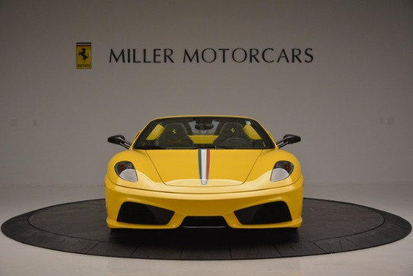 Used 2009 Ferrari F430 Scuderia 16M for sale Sold at Bentley Greenwich in Greenwich CT 06830 12
