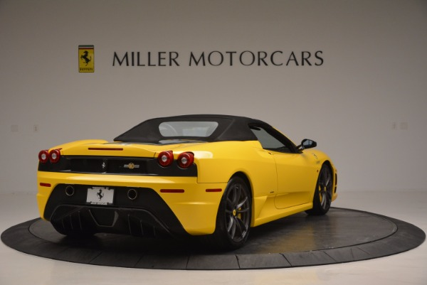 Used 2009 Ferrari F430 Scuderia 16M for sale Sold at Bentley Greenwich in Greenwich CT 06830 19
