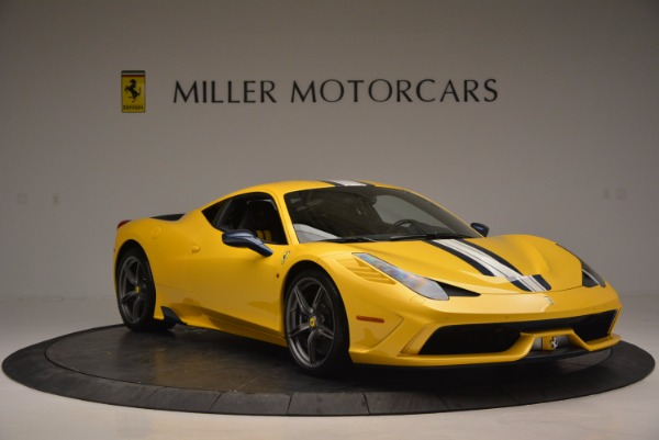 Used 2015 Ferrari 458 Speciale for sale Sold at Bentley Greenwich in Greenwich CT 06830 11