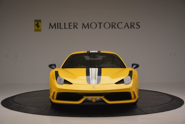 Used 2015 Ferrari 458 Speciale for sale Sold at Bentley Greenwich in Greenwich CT 06830 12