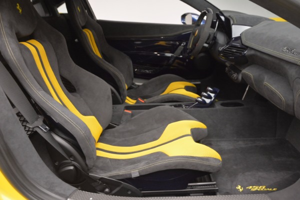 Used 2015 Ferrari 458 Speciale for sale Sold at Bentley Greenwich in Greenwich CT 06830 25