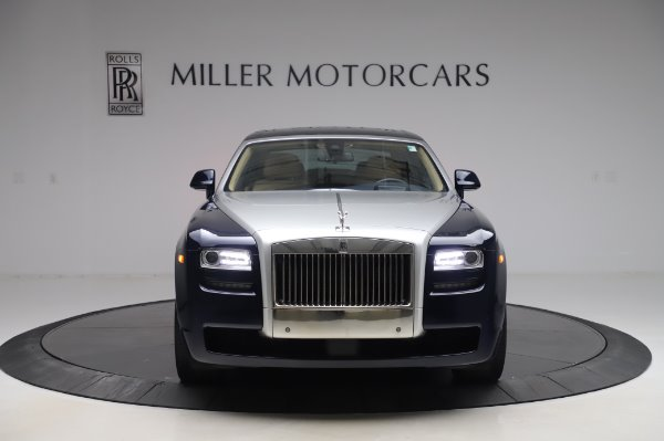 Used 2014 Rolls-Royce Ghost V-Spec for sale Sold at Bentley Greenwich in Greenwich CT 06830 2