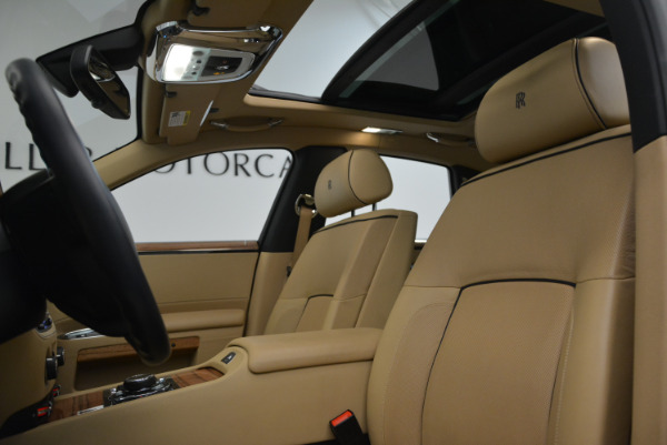 Used 2014 Rolls-Royce Ghost V-Spec for sale Sold at Bentley Greenwich in Greenwich CT 06830 22