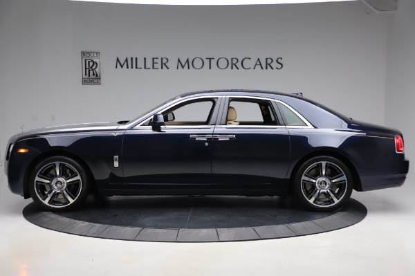 Used 2014 Rolls-Royce Ghost V-Spec for sale Sold at Bentley Greenwich in Greenwich CT 06830 3