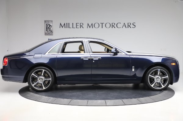 Used 2014 Rolls-Royce Ghost V-Spec for sale Sold at Bentley Greenwich in Greenwich CT 06830 7