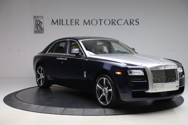 Used 2014 Rolls-Royce Ghost V-Spec for sale Sold at Bentley Greenwich in Greenwich CT 06830 8