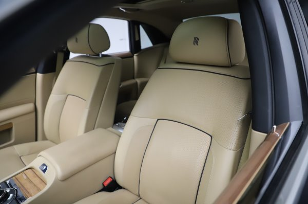 Used 2014 Rolls-Royce Ghost V-Spec for sale Sold at Bentley Greenwich in Greenwich CT 06830 9